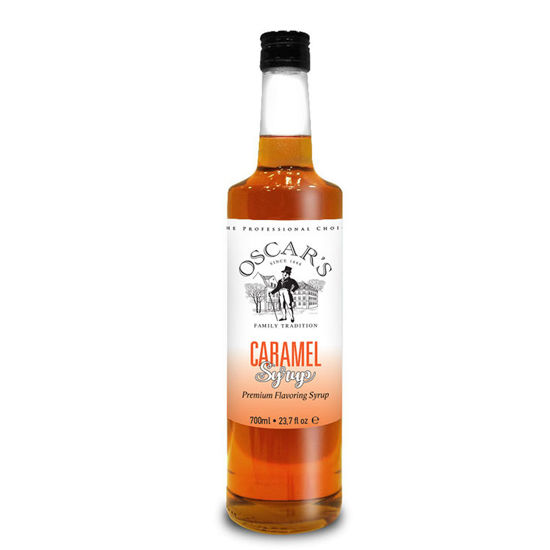 Picture of CARAMEL SYRUP 700ml OSCAR