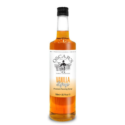 Picture of VANILLA SYRUP 700ml OSCAR