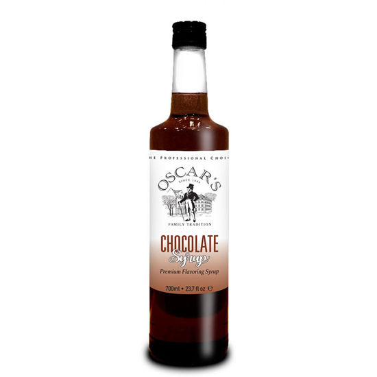 Picture of CHOCOLATE SYRUP 700ml OSCAR