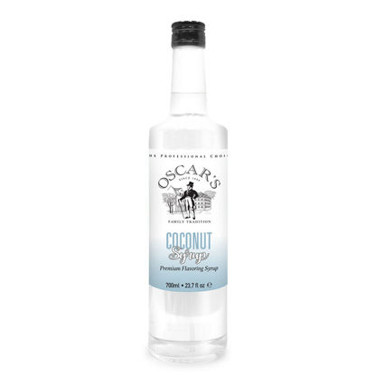 Picture of COCONUT SYRUP 700ml OSCAR