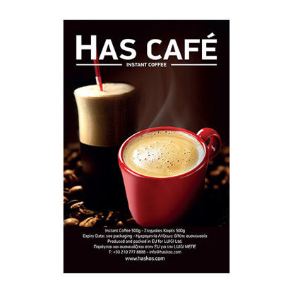 Picture of HAS CAFE 500g INSTANT COFFEE