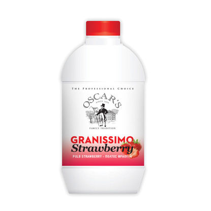 Picture of PULP STRAWBERRY GRANISSIMO 1kg