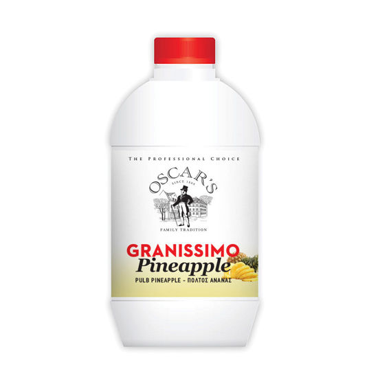 Picture of PULP PINEAPPLE GRANISSIMO 1kg