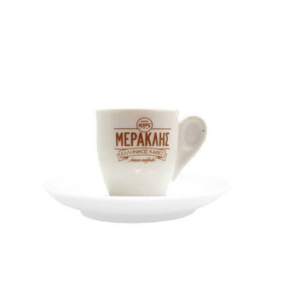 Picture of CUP FOR GREEK COFFEE MERAKLIS
