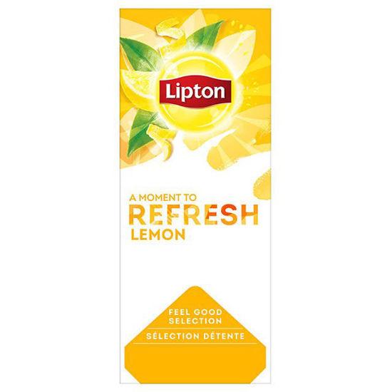 Εικόνα της Lipton Τσάι Λεμόνι (25 φακελάκια)