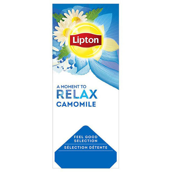 Picture of LIPTON CAMOMILE (25 TEA BAGS)
