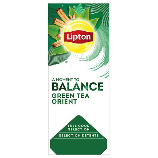 Picture of Lipton Green Tea with Spices (25 tea bags)