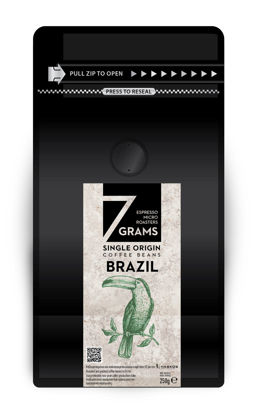 Picture of BRAZIL SINGLE ORIGIN 250g in Beans