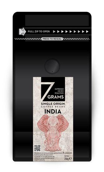 Picture of INDIA SINGLE ORIGIN 250g in Beans