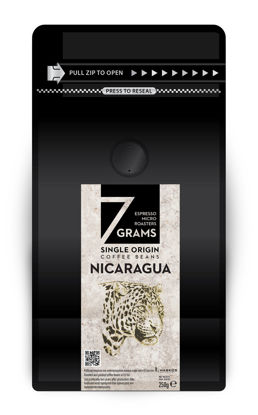 Picture of NICARAGUA SINGLE ORIGIN 250g in Beans