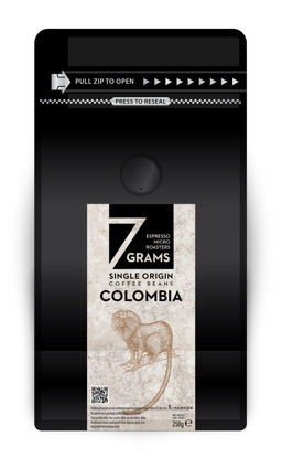 Picture of COLOMBIA SINGLE ORIGIN 250g in Beans
