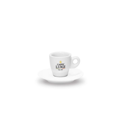 Εικόνα της ΛΕΥΚΟ ΦΛΙΤΖΑΝΙ ESPRESSO CAFFE' LUIGI